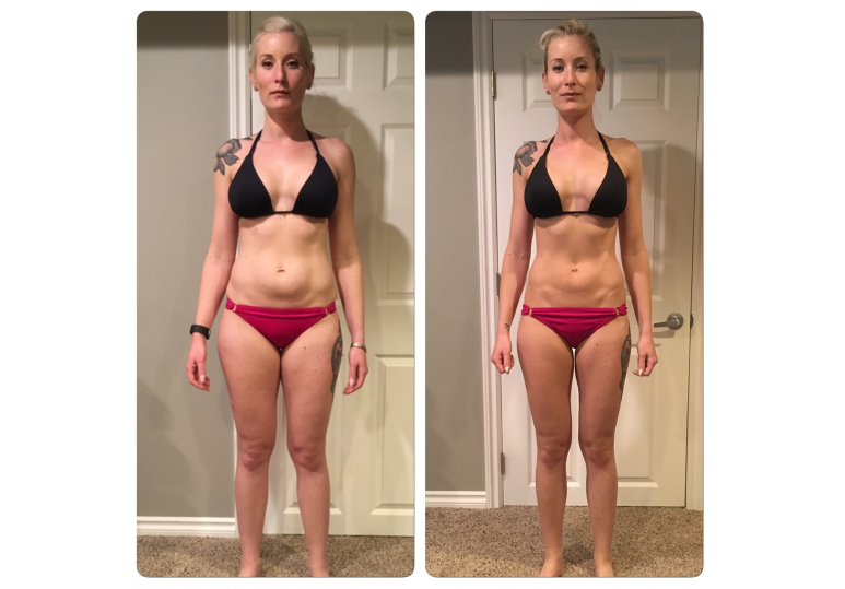 Amber`s 12 Week Transformation image